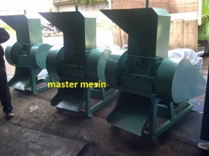 mesin crusher hy300